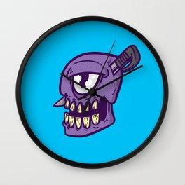 1-i Wall Clock