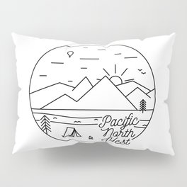 Pacific Northwest 2 Pillow Sham