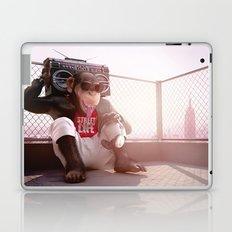 Monkey Beat Laptop & iPad Skin