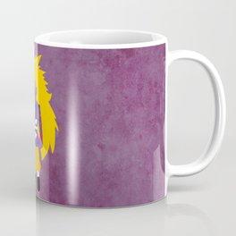 SSJ3 Saiyan Coffee Mug