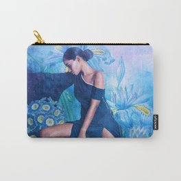 Ramona in the Garden of Dreams Carry-All Pouch