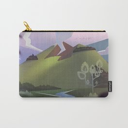 Mountain dweller Carry-All Pouch