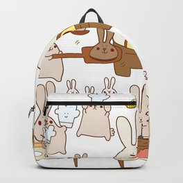 Baking buns Backpack