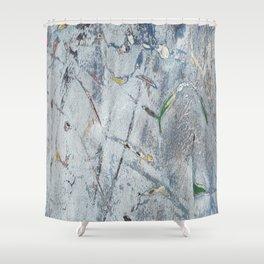 Screen Shower Curtain