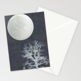 With that Moon Language Stationery Cards