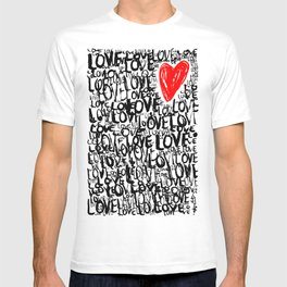 The Love Concept T-shirt
