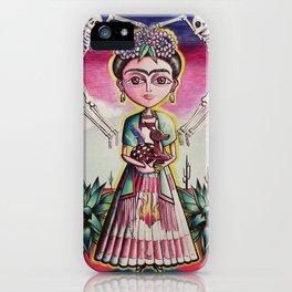 """""""Frida K."""" iPhone Case"""