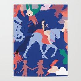 Lady godiva 2 Poster