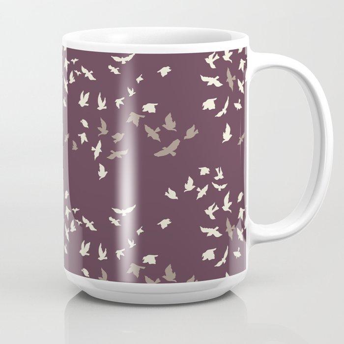 aves chatter night Coffee Mug