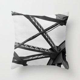 Bridge 2 Throw Pillow