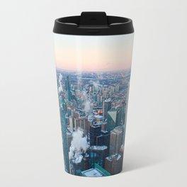 Toronto Sunset Travel Mug
