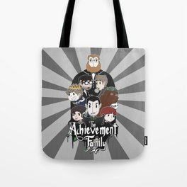 The Achievement Family  Tote Bag