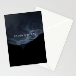 Truth. Stationery Cards