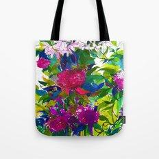 Summer Petals Tote Bag