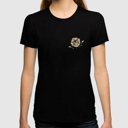 Gold Rose T-shirt