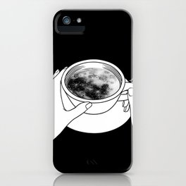 Morning please don't come iPhone Case