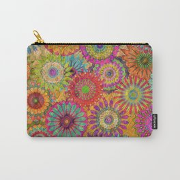 Mysterious Mandalas Carry-All Pouch