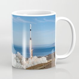 Falcon 9 Sentinel 6 Coffee Mug