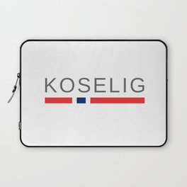 Norway Cozy | Koselig Laptop Sleeve