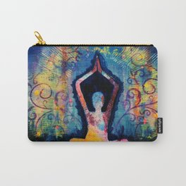 Live in This Moment Carry-All Pouch