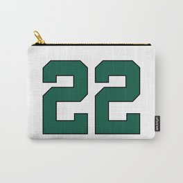 Green 22 Carry-All Pouch
