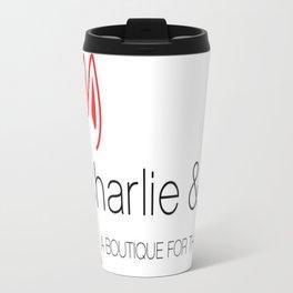 CHARLIE & ME BOUTIQUE Travel Mug