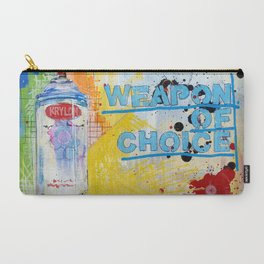 Weapon of Choice Carry-All Pouch