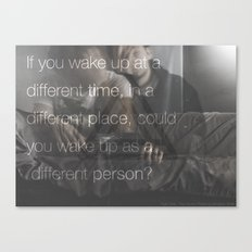 Personality Disorder Canvas Print