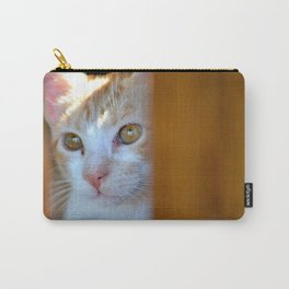 Peek A Boo Kitty Carry-All Pouch