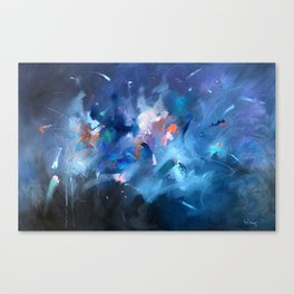 Freedom and the art of maintaining Canvas Print