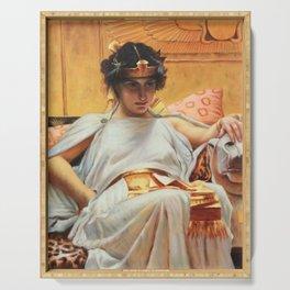 John William Waterhouse Cleopatra Serving Tray