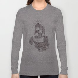 ship of fools Long Sleeve T-shirt