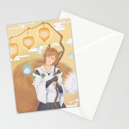 Kitsunebi Stationery Cards