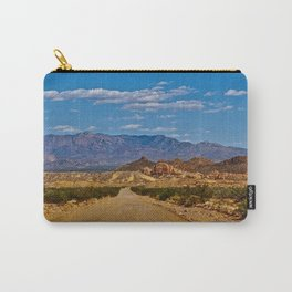 Big Bend Highway Carry-All Pouch