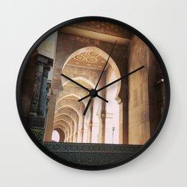 Corridors Wall Clock