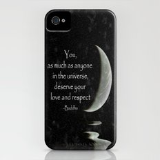 You, as much as anyone... Slim Case iPhone (4, 4s)