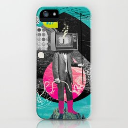 Mayday! iPhone Case