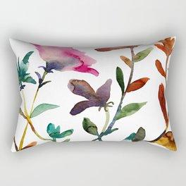 Garden Play 2 Rectangular Pillow