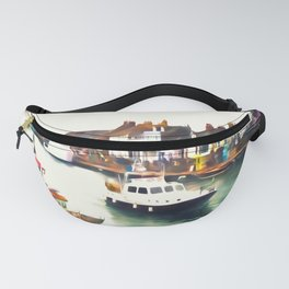 Weymouth Harbour Fanny Pack