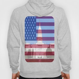 United States Capitol Building Hoody