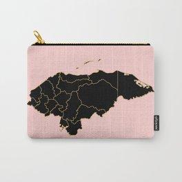 Honduras map Carry-All Pouch
