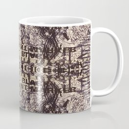 Black Int Marker Coffee Mug