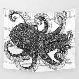 Mr. Octo Wall Tapestry