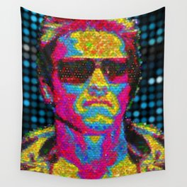 I'll Be Back Wall Tapestry