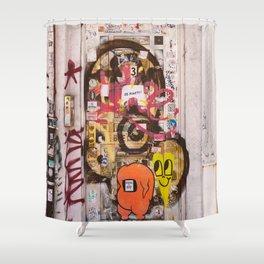 East Village Door II Shower Curtain