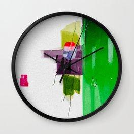 Commanding Fortunes Wall Clock