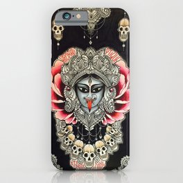 Hindu - Kali 9 iPhone Case