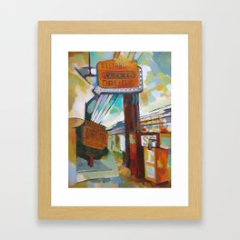 Reliable Drugs Framed Art Print