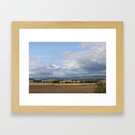 Scottish Countryside 2 Framed Art Print