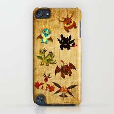 The Book of Dragons iPod touch Slim Case